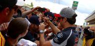 Carlos Sainz en el GP de España 2016 - SoyMotor