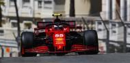 Leclerc y Sainz sellan un doblete Ferrari en los Libres 2 de Mónaco - SoyMotor.com