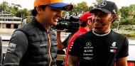 Sainz siente curiosidad por ser compañero de los mejores - SoyMotor.com