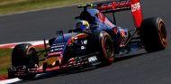 Carlos Sainz con el Toro Rosso - LaF1