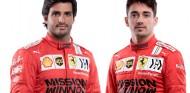 Ferrari presenta su equipo más realista: pies en la tierra para 2021 - SoyMotor.com