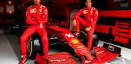 Amazon Web Services, nuevo patrocinador de Ferrari - SoyMotor.com