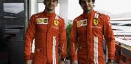 ¿Tiene Ferrari la mejor alineación de la parrilla de 2021? - SoyMotor.com