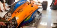 Sainz monta chasis nuevo contra el sobrecalentamiento de Silverstone - SoyMotor.com