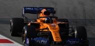 Carlos Sainz, hoy en el Circuit de Barcelona-Catalunya - SoyMotor
