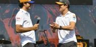 """Sainz y McLaren quieren """"seguir la dinámica"""" del año pasado - SoyMotor.com"""