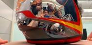 Sainz muestra la primera imagen del McLaren MCL35; asiento hecho - SoyMotor.com