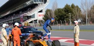 Test Barcelona F1 2019 Día 1: Minuto a minuto - SoyMotor.com