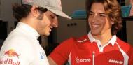 """Merhi, sobre Sainz: """"Si yo tuviera la opción de ir a Ferrari, lo haría"""" - SoyMotor.com"""