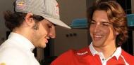 """Merhi, sobre Sainz: """"Trabaja en la dirección correcta y se adapta rápido"""" - SoyMotor.com"""