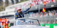 Sainz, antes de la carrera del GP de México - LaF1