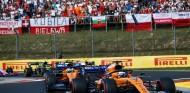 McLaren reclamó la cuarta posición en Hungría, según Brawn - SoyMotor.com