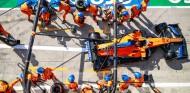 McLaren borda las paradas de Monza; Red Bull sigue líder en boxes - SoyMotor.com