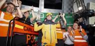 """Alonso felicita el podio de Sainz: """"¡Fantástico, a por más!"""" - SoyMotor.com"""