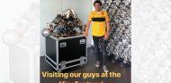 Carlos Sainz en Viry - SoyMotor