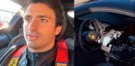 Sainz exprime el SF90 Stradale: primer contacto con un Ferrari de calle - SoyMotor.com
