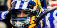 Carlos Sainz en el Toro Rosso - LaF1