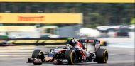 Sainz en el GP de Alemania - SoyMotor