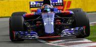 Toro Rosso en el GP de Canadá F1 2017: Viernes - SoyMotor.com