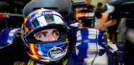 Carlos Sainz, hoy en Hungría - laF1