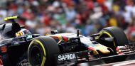 Sainz espera mantener el nivel de competitividad en México - LaF1