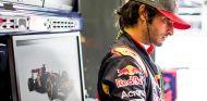 Carlos Sainz, hoy en Monza - LaF1