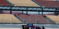 Toro Rosso ha comenzado la pretemporada con dificultades - SoyMotor