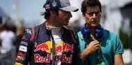 Carlos Sainz durante el pasado Gran Premio de Canadá - SoyMotor.com