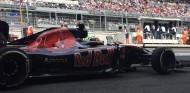 Sainz, tras una parada en boxes durante el GP de México - LaF1