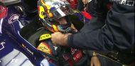 Los padres de Sainz y Verstappen se suben al coche de sus hijos - LaF1