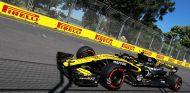 Carlos Sainz con el RS18 en Australia - SoyMotor.com