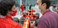 Las claves del debut de Sainz con Ferrari: ¿para qué sirven los tests privados? - SoyMotor.com