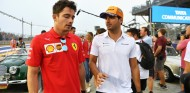 "Ferrari, sobre Sainz y Leclerc en 2021: ""La idea no es tener un número 2"" - SoyMotor.com"
