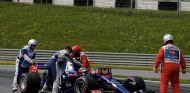 Carlos Sainz durante los Libres 3 –SoyMotor.com