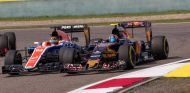 Pascal Wehrlein y el Toro Rosso de Carlos Sainz en 2016 – SoyMotor.com