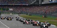 Salida del GP de Alemania - SoyMotor