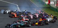 Salida del GP de Australia - SoyMotor