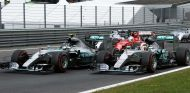 Salida del Gran Premio de Austria - laF1