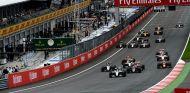 Salida del GP de Austria 2016 - SoyMotor
