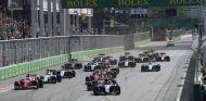 Salida del GP de Europa - SoyMotor