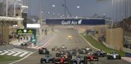 Salida del GP de Baréin - LaF1