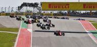Salida de la carrera de Austin - SoyMotor.com