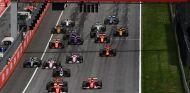 Salida del Gran Premio de Austria 2017 - SoyMotor.com