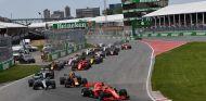Sebastian Vettel gana el GP de Canadá desde la Pole Position - SoyMotor