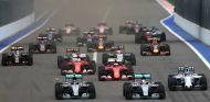 El GP de Rusia pasa de disputarse de octubre a mayo - LaF1