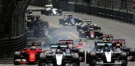 Los Mercedes, al frente en la salida del GP Mónaco y en la carrera de los motores - LaF1
