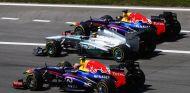 Salida del Gran Premio de Alemania 2013, en Nürburgring - LaF1
