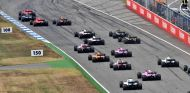 Salida del GP de Alemania – SoyMotor.com