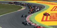 Salida del GP de España de 2017 – SoyMotor.com