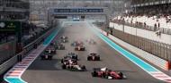 Salida de la GP3 en Abu Dabi – SoyMotor.com